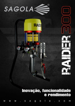 SAGOLA - Argumentário Raider 300